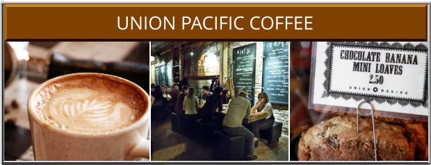 Union Pacific Coffee Victoria BC