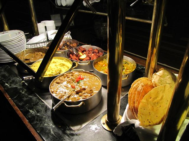 Bengal Lounge Curry Buffet