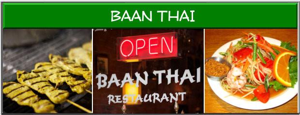 Baan Thai Victoria BC
