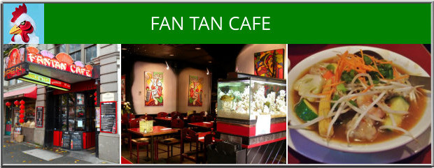 Eat Fan Tan Cafe Chinatown Victoria BC Chinese Food