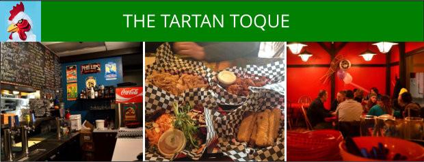 Tartan Toque Victoria BC