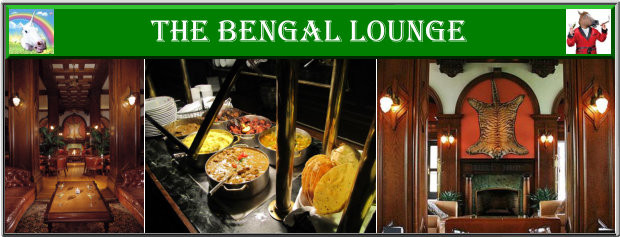 Bengal Lounge Victoria BC Curry Buffet