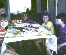 Birthday Party 1974
