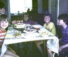 Birthday Party 1974