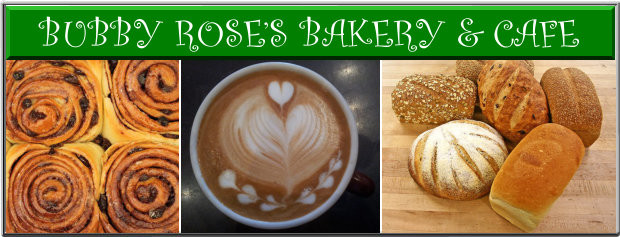 Bubby Rose's Bakery Victoria BC Best Cinnamon Buns