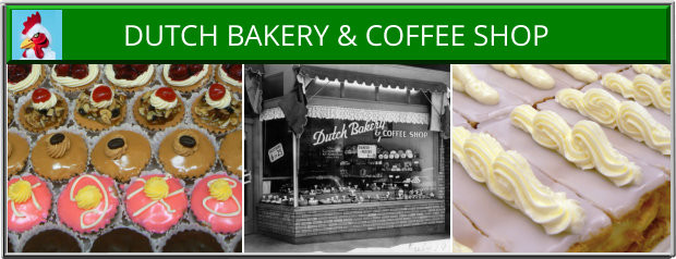 Dutch Bakery Victoria BC