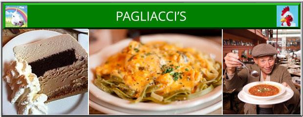 Eat Pagliaccis Victoria BC