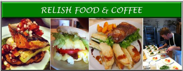 Relish Food & Coffee Victoria BC