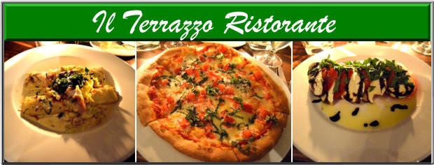 Il Terrazzo Ristorante Victoria BC Italian Food