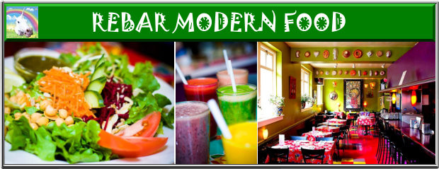 Rebar Modern Food Victoria BC Vegetarian Food