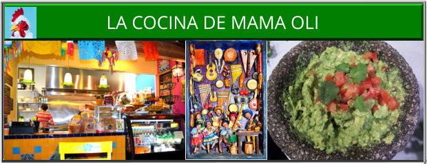 La Cocina De Mama Oli Mexican Restaurant Victoria BC
