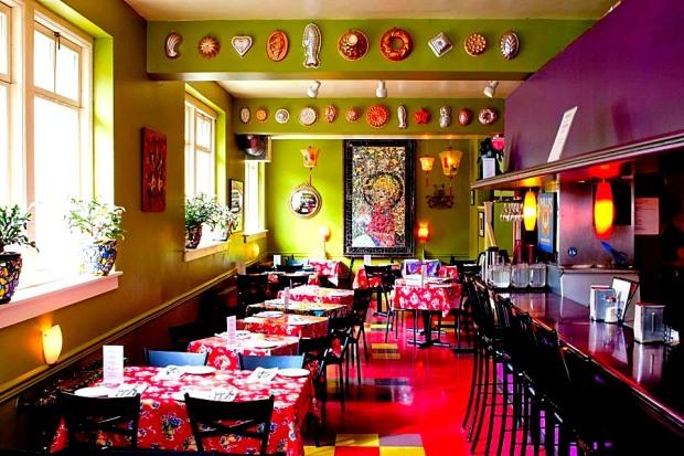 Victoria BC Restaurant Tourist Tourism