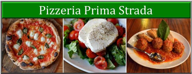 Pizzeria Prima Strada Victoria BC