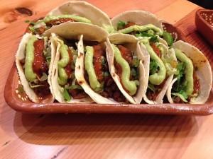 La Taquisa Mexican Restaurant Victoria BC Tacos