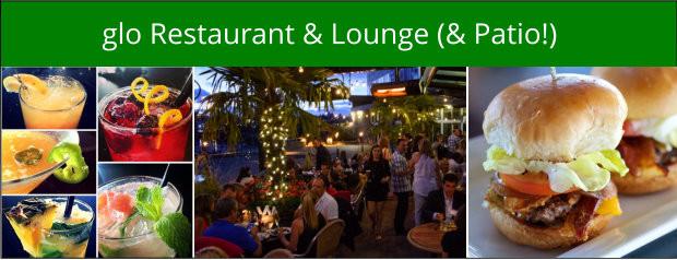 Eat Glo Restaurant & Lounge Victoria BC