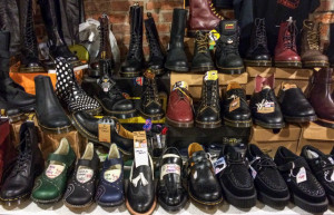 Heart's Content Victoria BC Doc Marten Shoes