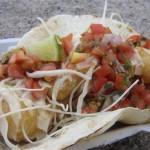 Tacofino's legendary fish taco